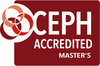 ODU's Master of Public Health (MPH) program is fully accredited by the Council on Education for Public Health (CEPH)