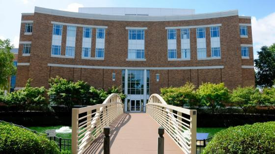 Gornto Hall - home of ODU Online